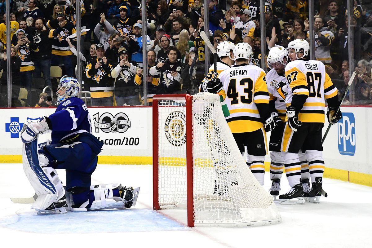 Tampa Bay Lightning v Pittsburgh Penguins