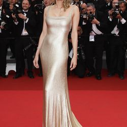 Diane Kruger at the 'Sleeping Beauty' premiere at the Cannes Film Festival in 2011.