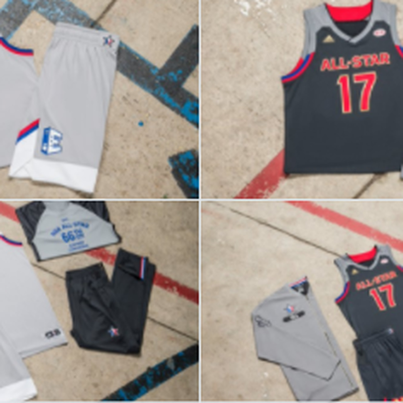 b68405d4bae The 2017 NBA All-Star Game jerseys have a modern look we all should  appreciate - SBNation.com