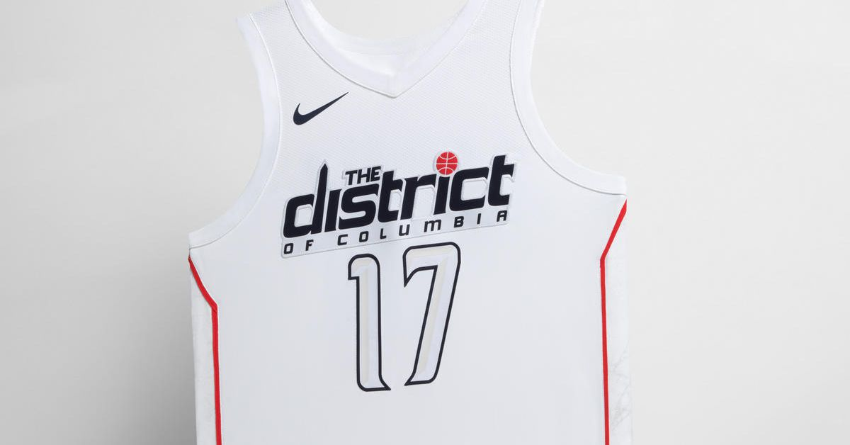 a8926f66dbee Here is the Wizards  The District  City Edition uniform - Bullets Forever