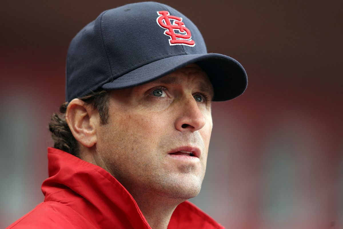 """Mike Matheny poses for the cover of his new adult-contemporary album, """"Stealing Home."""""""