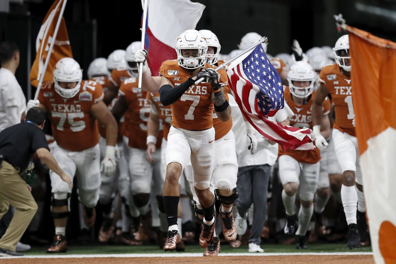 Bevo's Daily Roundup: As Texas' winter workouts begin, as does the 2020 season