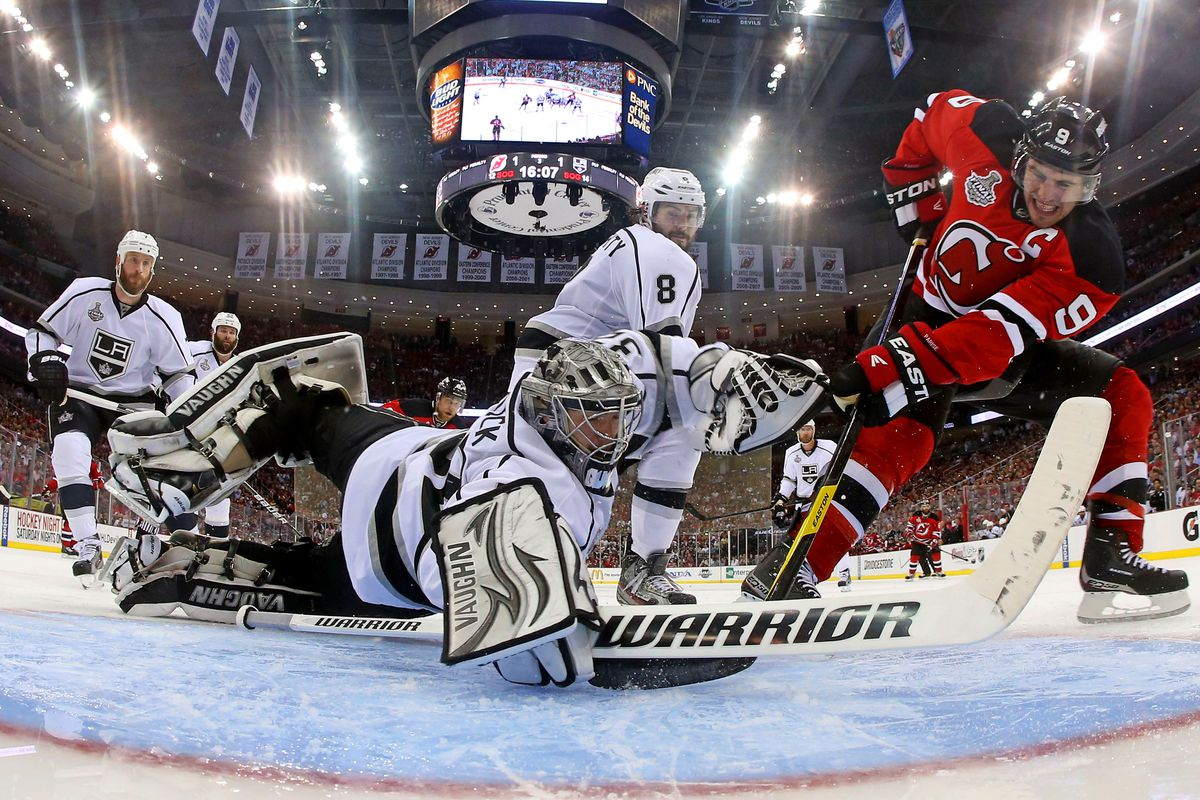 2012 Stanley Cup Finals - Game 1: Los Angeles Kings v New Jersey Devils