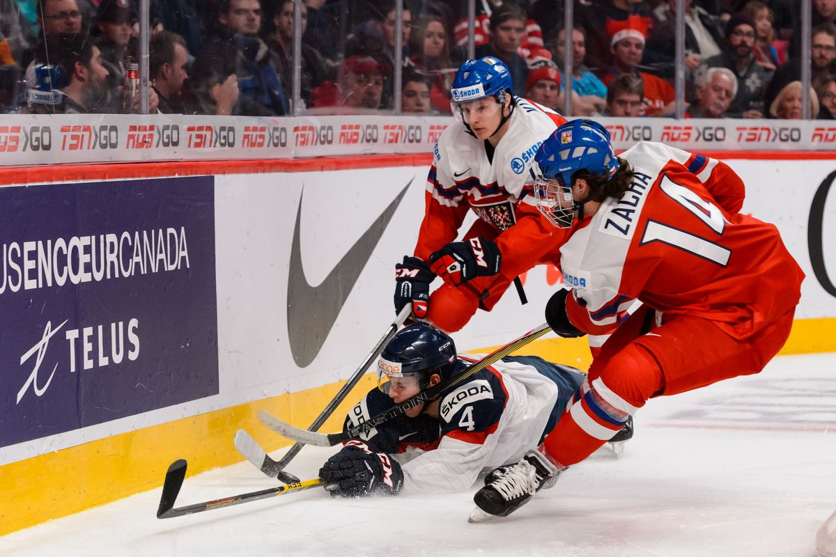 brand new 13ae1 140a2 2015 NHL Draft: Pavel Zacha Profile And Scouting Report ...