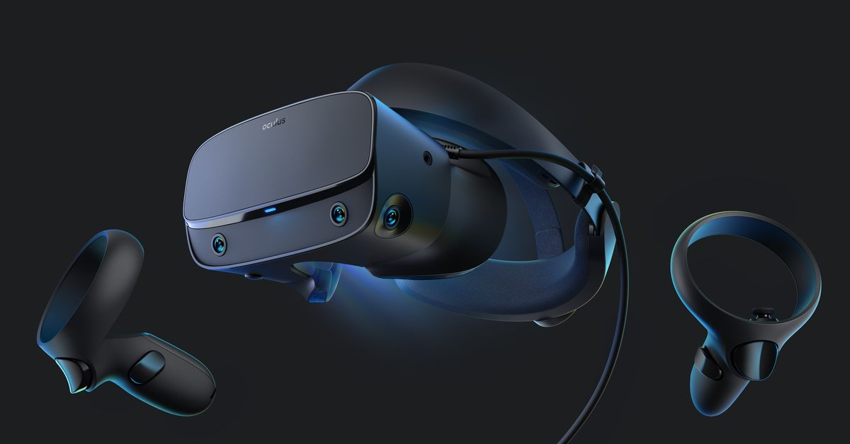Oculus Rift S both upgrades and simplifies your VR setup