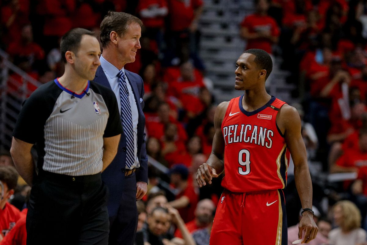 011181819 Derick E. Hingle-USA TODAY Sports. The Pelicans completed an impressive and  unlikely series sweep ...