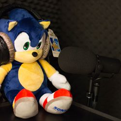 Sonic's going solo now.