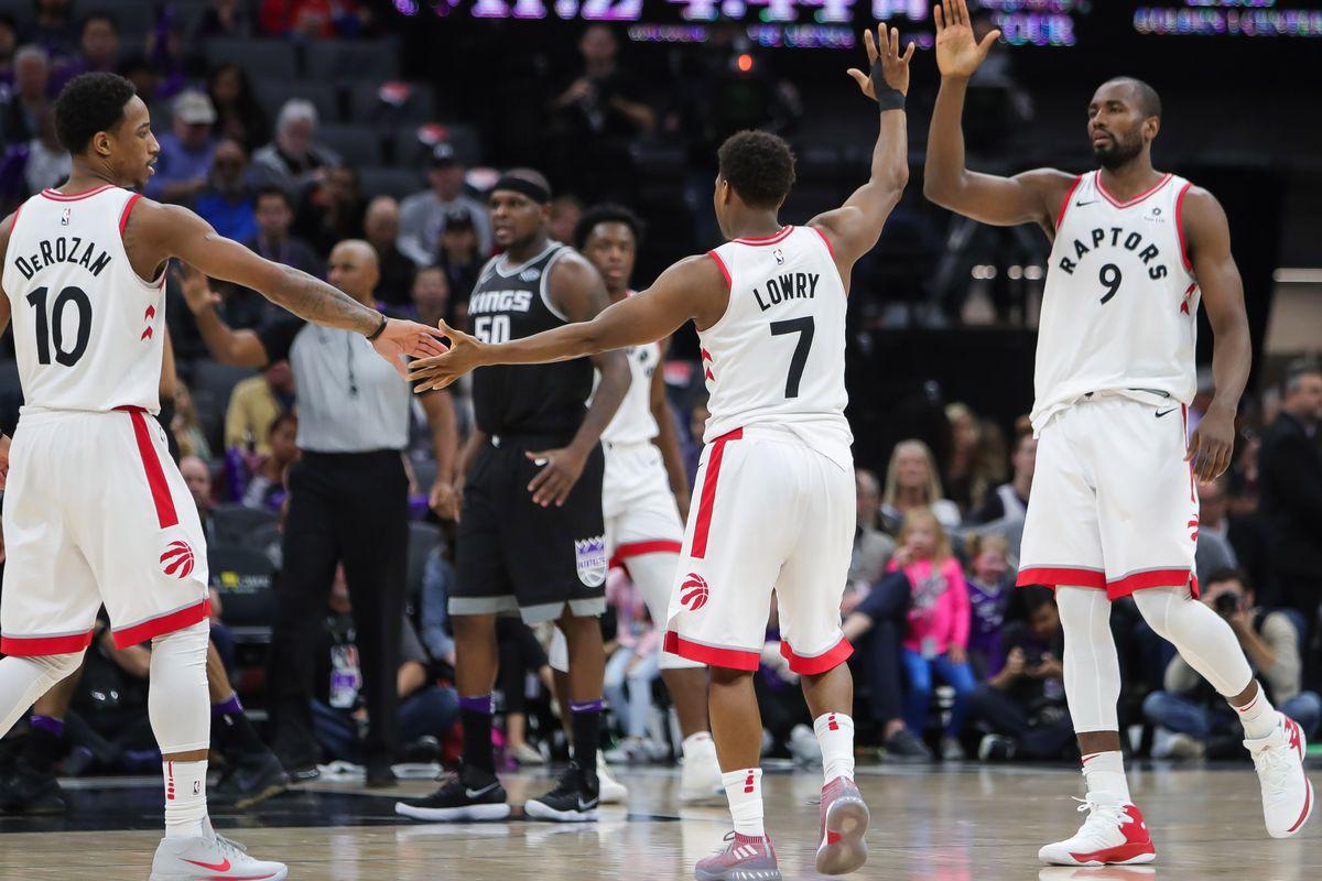 NBA: Toronto Raptors at Sacramento Kings