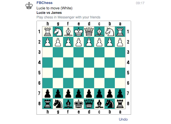Heres How To Play Facebook Messengers Secret Chess Game The Verge