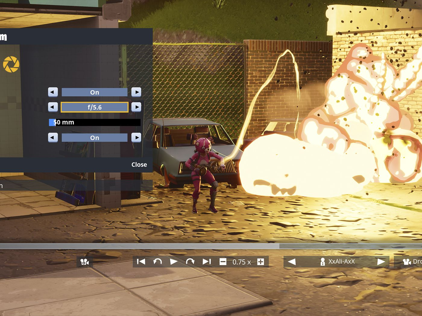 Epic's new replay editor for Fortnite is designed for YouTubers and