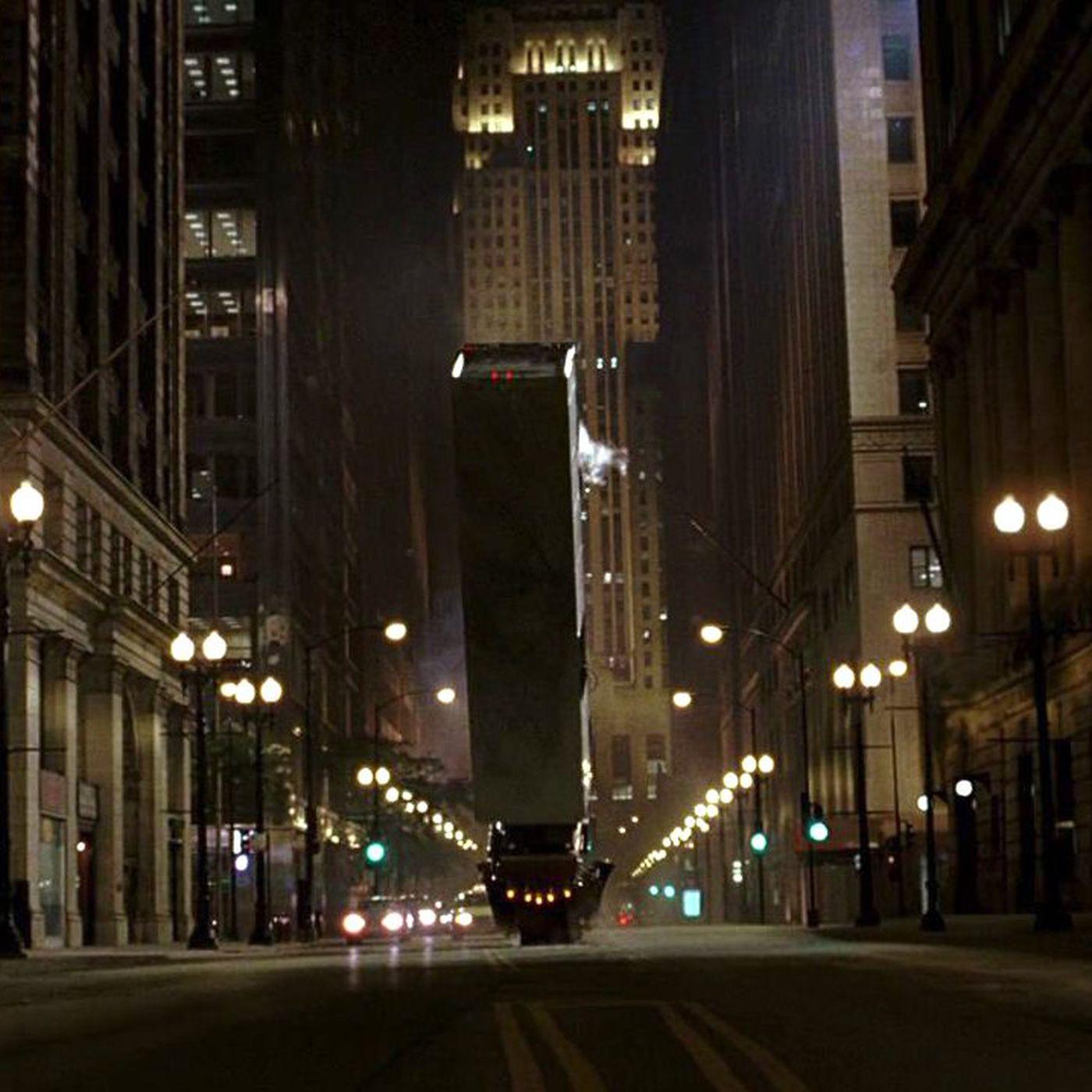 The Dark Knight truck flip: behind-the-scenes of Batman's best stunt - Polygon