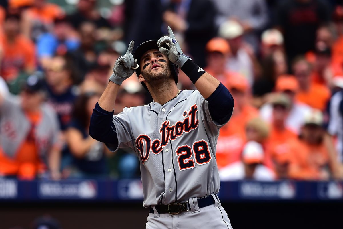 Why failure was the best thing for J.D. Martinez - Bless You Boys 908fa331b