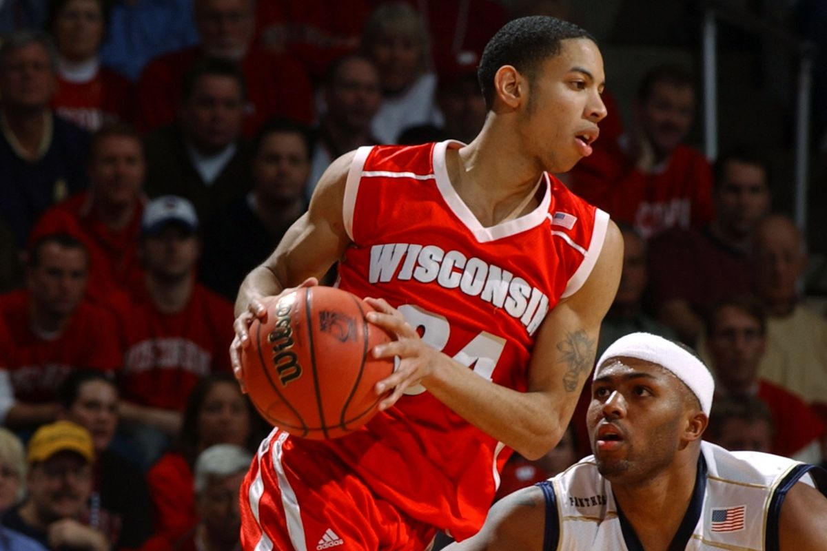 Pittsburgh grinded its way to a 59-55 victory over Devin Harris and the Badgers in the 2004 Tournament.