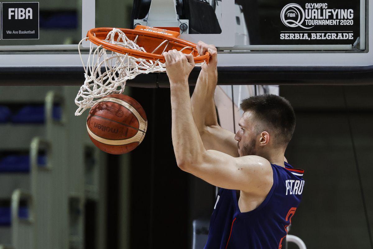 FIBA Basketball Olympic Qualifying Tournament