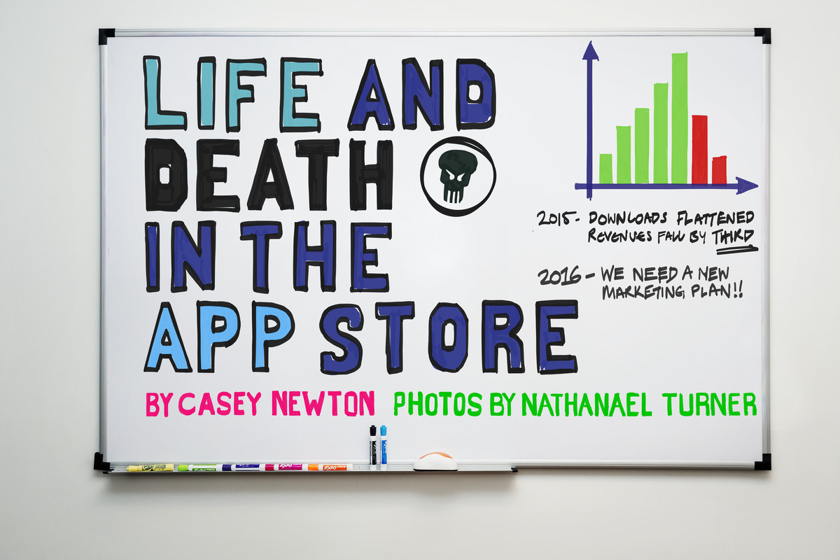 Life and death in the App Store | The Verge