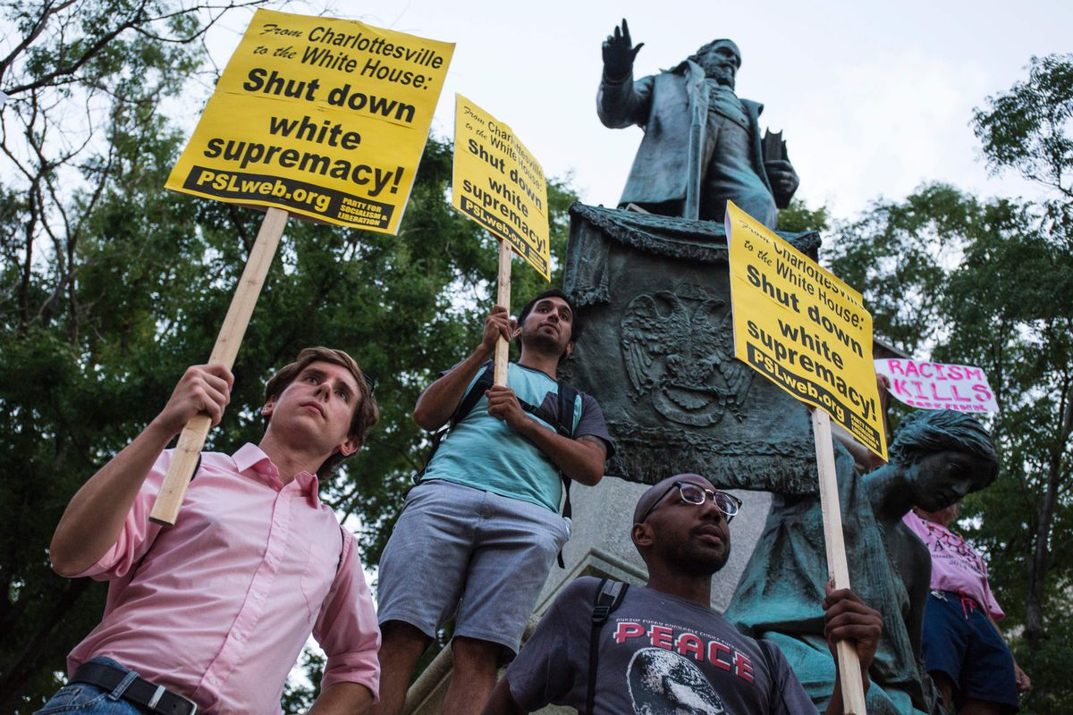 Charlottesville Violence Prompts Other Cities To Consider Removing Confederate Monuments