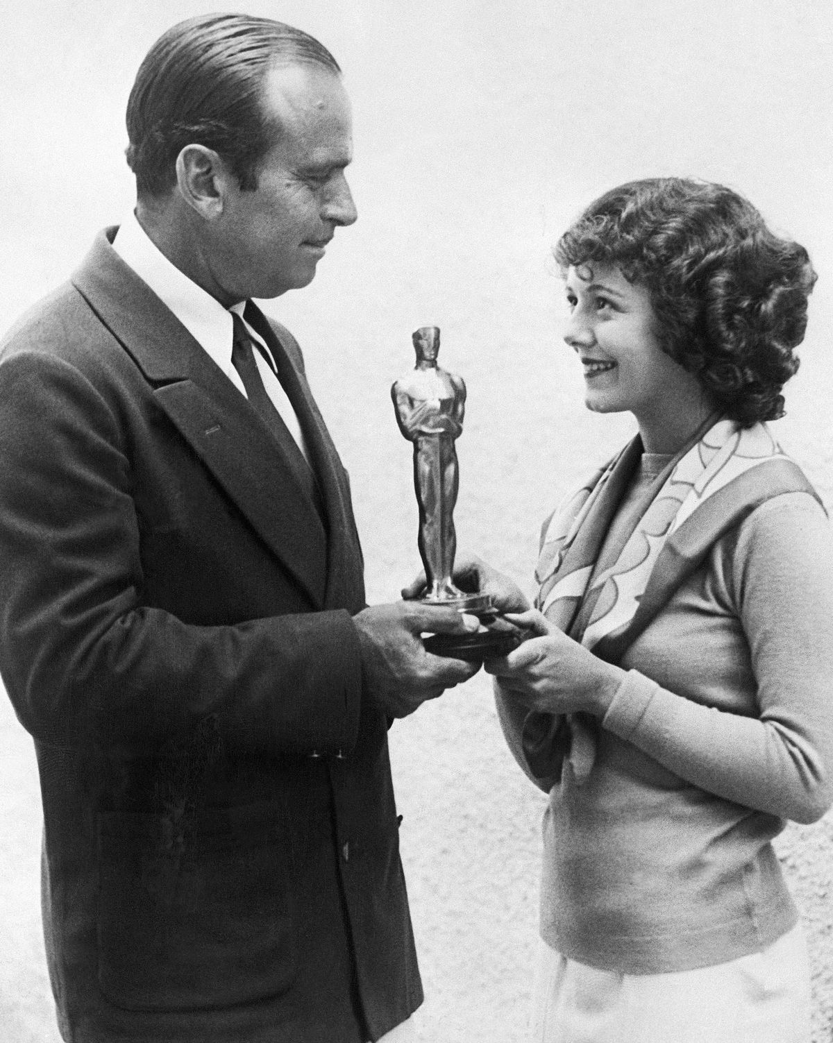 Janet Gaynor won the first Best Actress Academy Award in 1929.