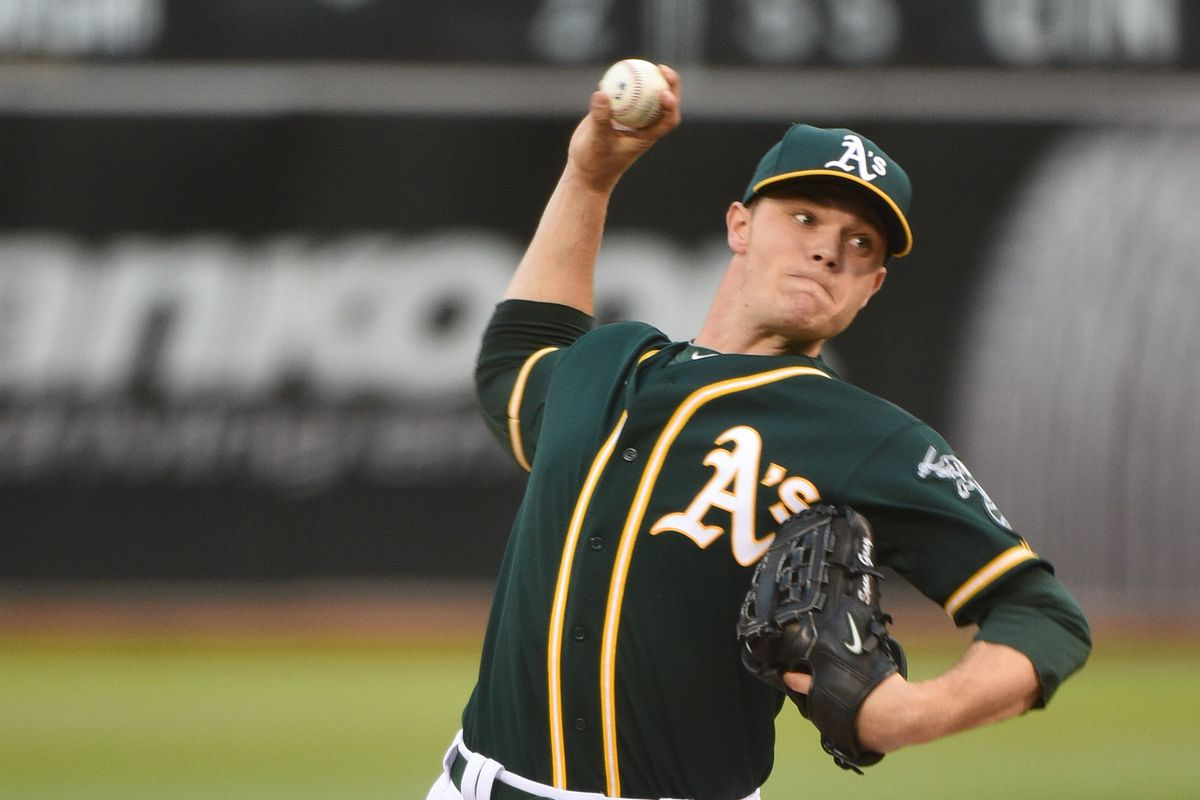 I'll give you a hint: 2015 is Sonny Gray.