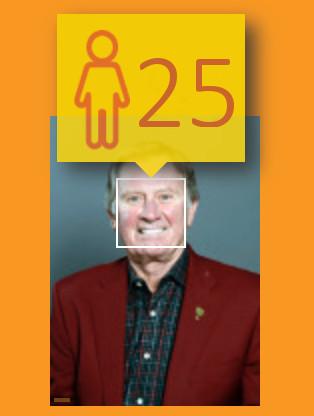Spurrier Age Guesser