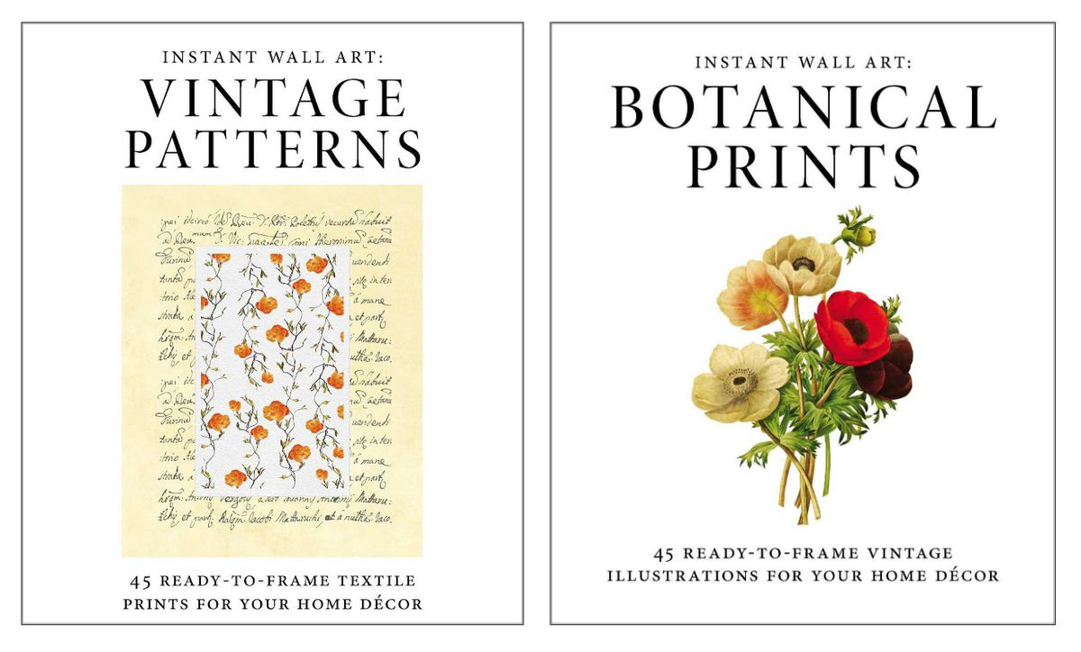 instant wall art botanical prints 45 ready to frame vintage illustrations for your home decor