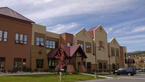 Colorado Mountain College's facility in Edwards.