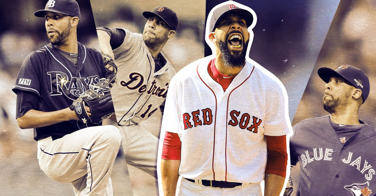 David Price Holds the Legacy Trump Card Now