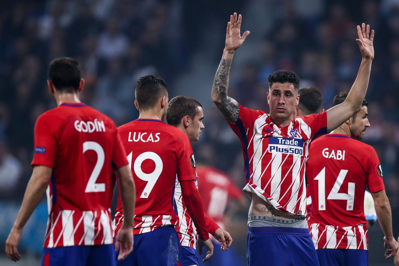OFFICIAL: José Giménez renews to 2023