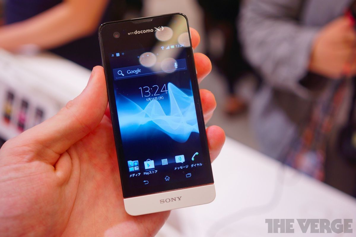 Gallery Photo: Sony Xperia SX hands-on photos