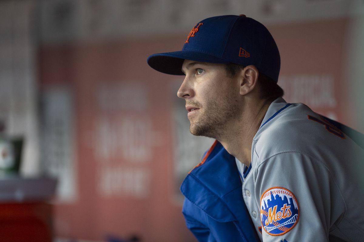 MLB: New York Mets at Washington Nationals