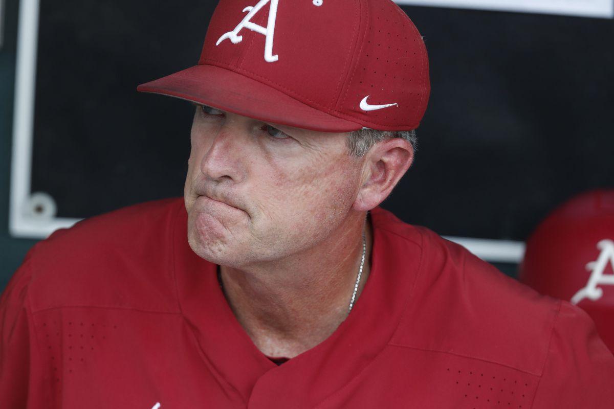 NCAA Baseball: College World Series-Arkansas vs Florida State