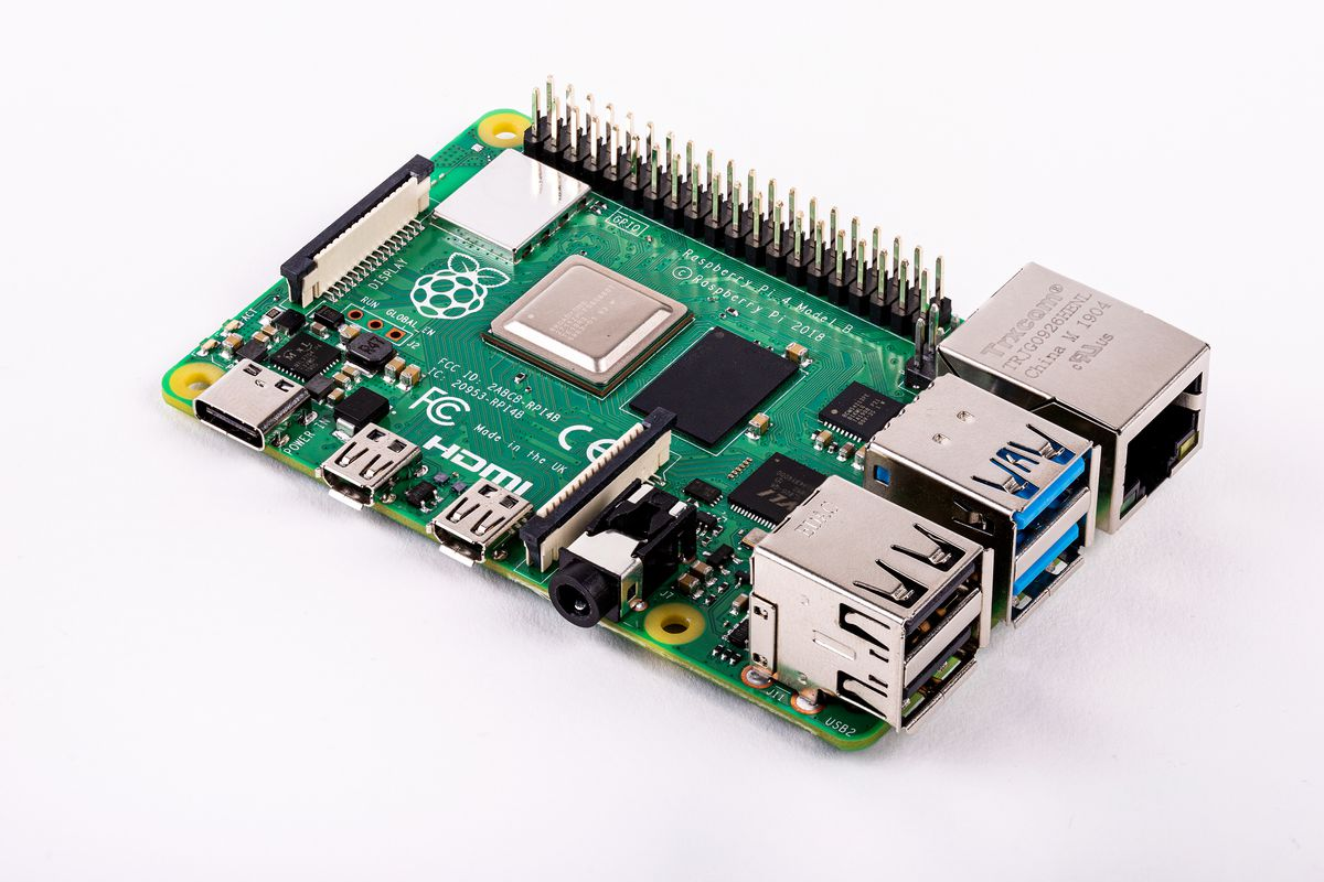 $35 Raspberry Pi 4 announced with 4K support and up to 4GB