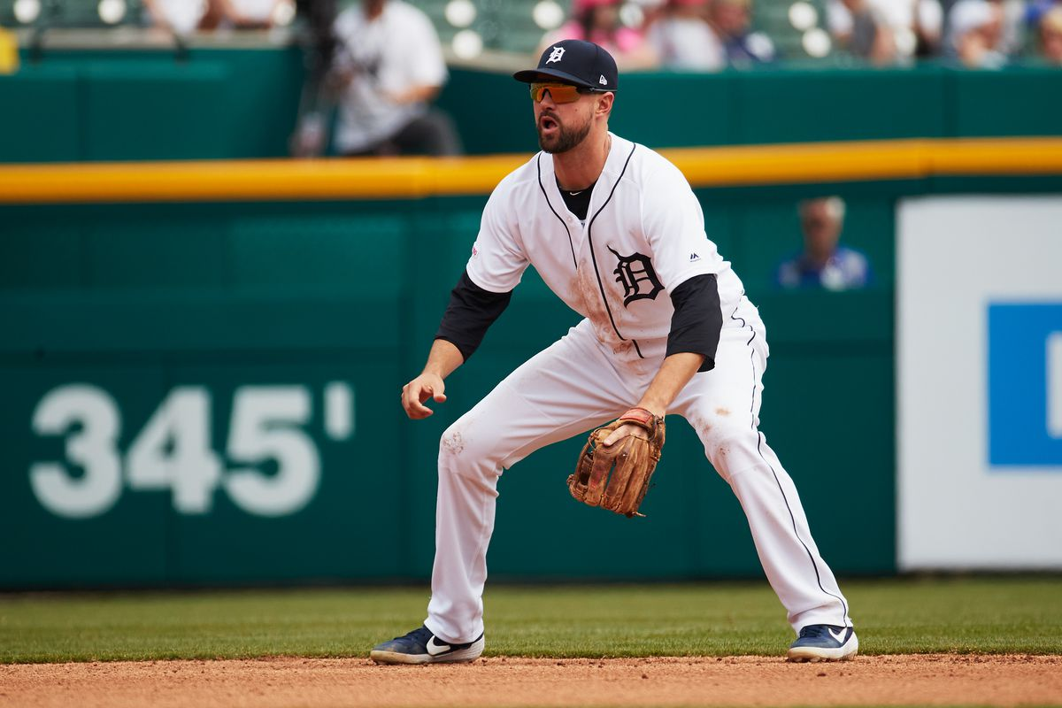 e0cd01f973c Detroit Tigers place Jordy Mercer on the 10-day injured list - Bless ...