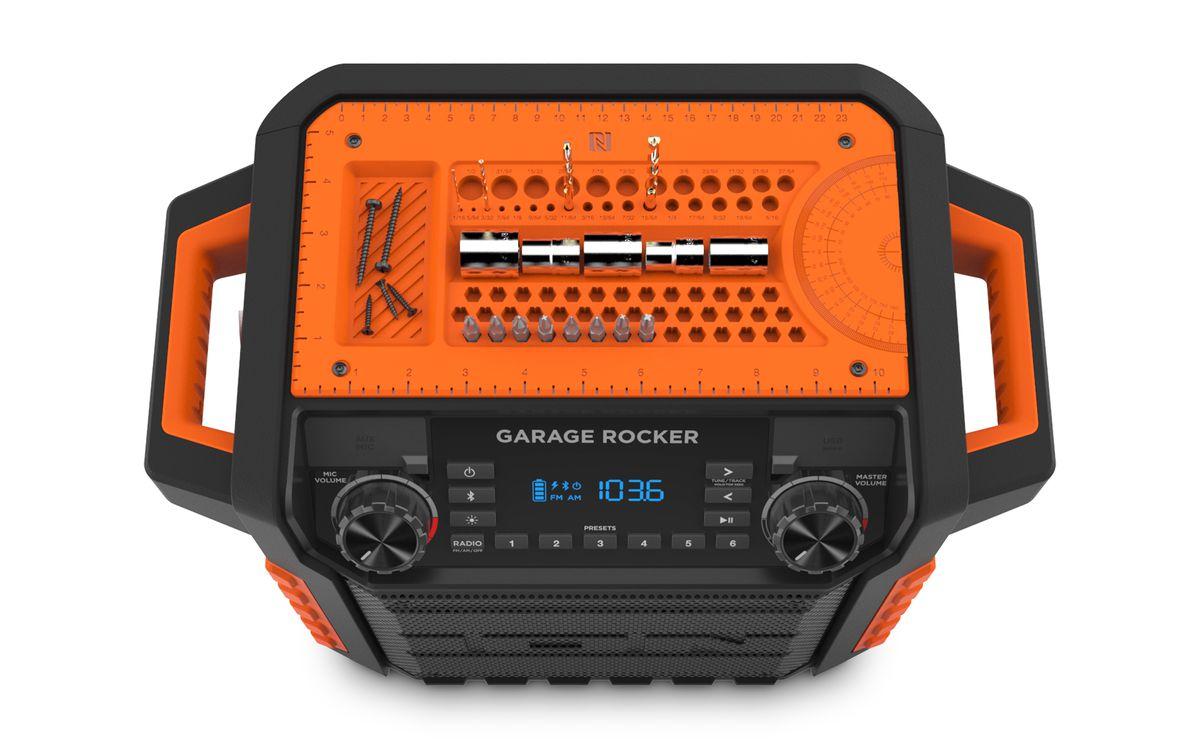 ION Audio Garage Rocker