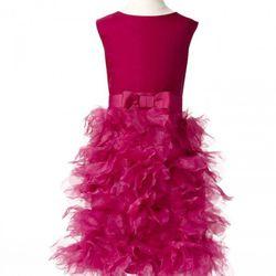 Marchesa Girl's Floral Dress, $79.99