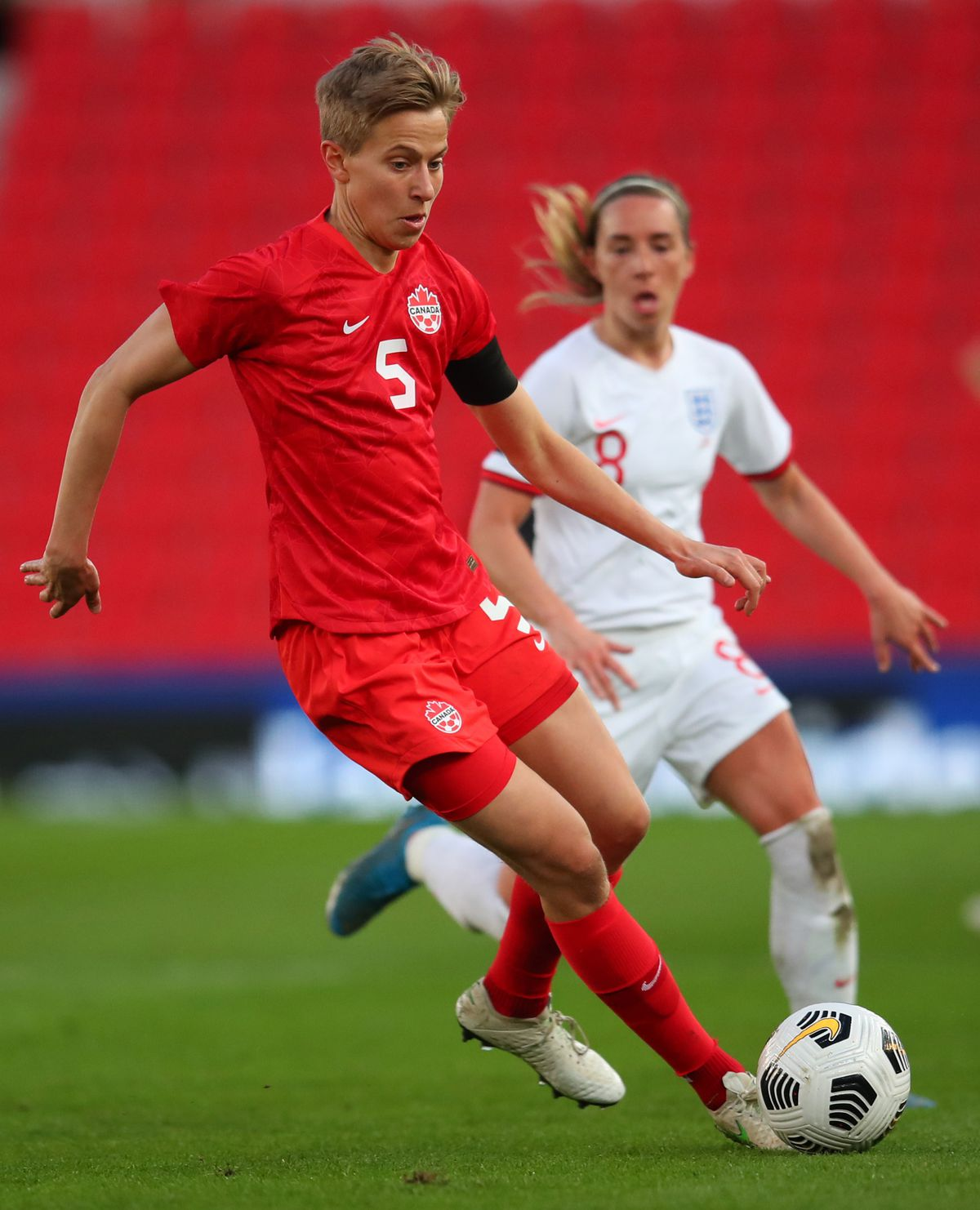 England Women v Canada Women: International Match