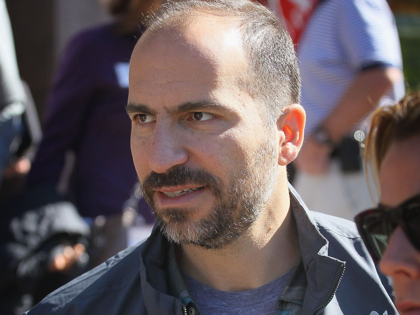 Watch: This Dara Khosrowshahi interview reveals Uber's CEO
