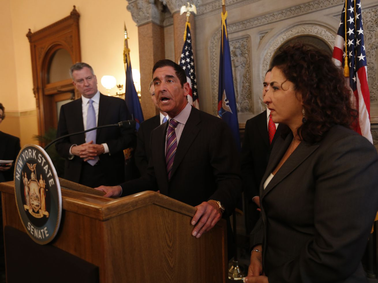 Sen. Jeff Klein, leader of the now-disbanded Independent Democratic Conference.