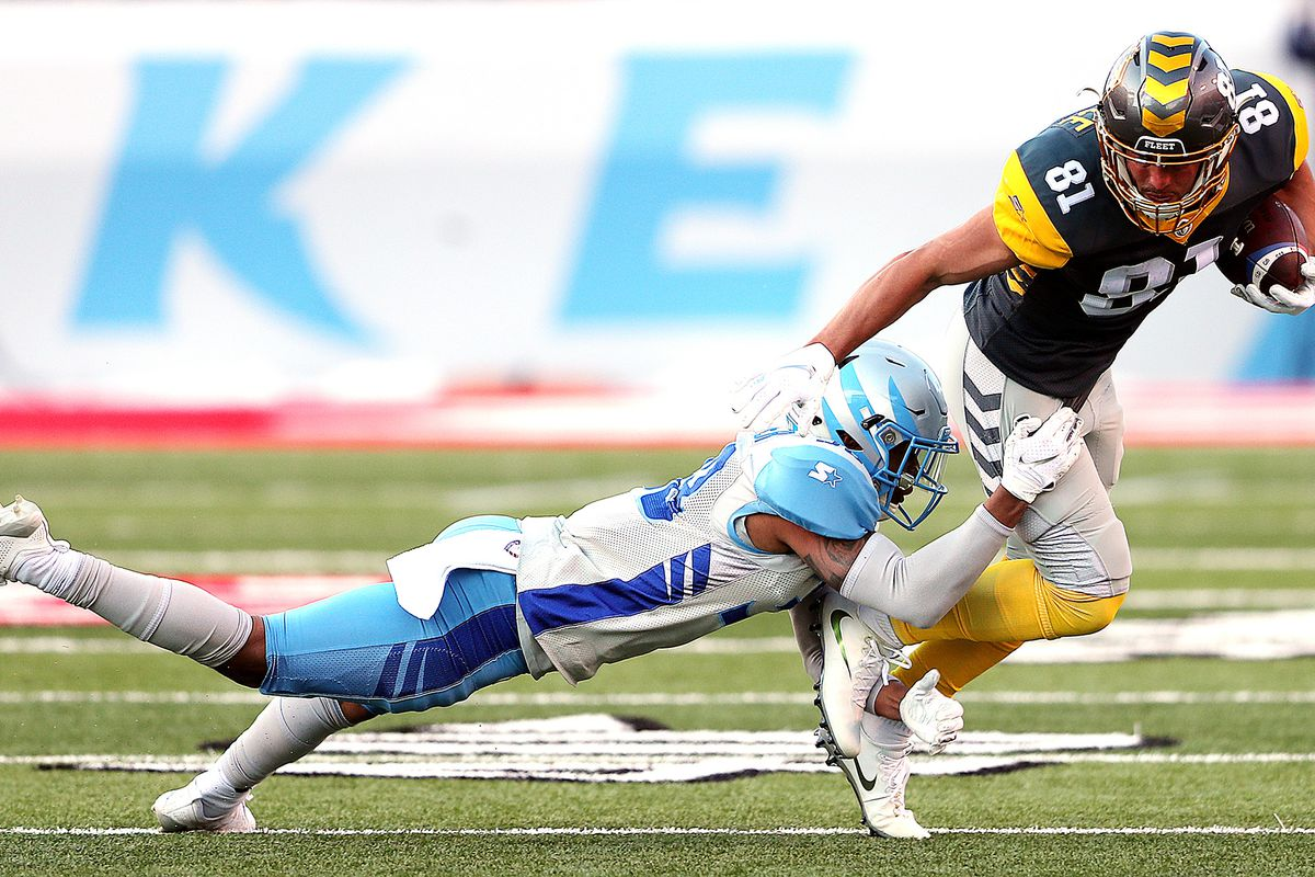 Defense carries Salt Lake Stallions to 8-3 win over San Diego ...
