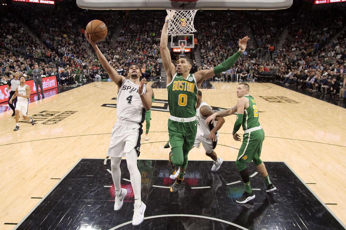 Game Preview  San Antonio Spurs at Boston Celtics - Pounding The Rock 5155b26ea