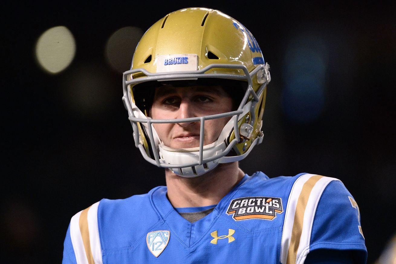 Scouting the 2018 NFL Draft - Josh Rosen, QB, UCLA