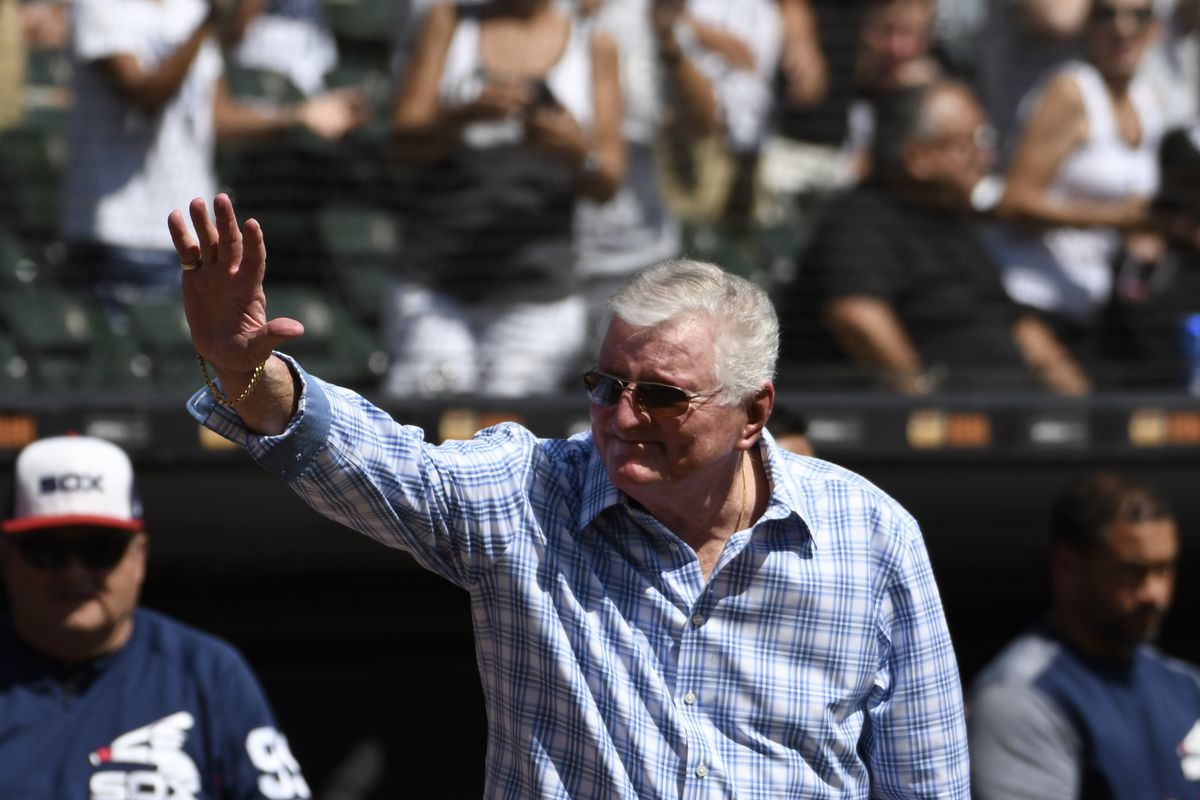 """""""It's not just the calling of the games that I miss, it's the people,"""" Ken Harrelson said. """"I'm going to talk about that Saturday — we got to be very close over the years. It's not a situation that I like those people, I love those people. And I miss them."""""""