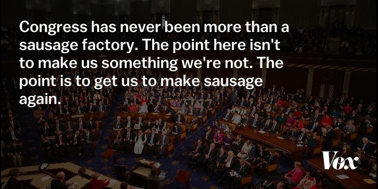 Congress Opens Up Damn Near Entire >> Confessions Of A Congressman Vox