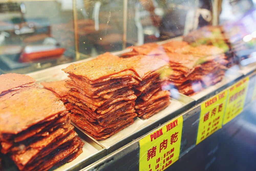 Malaysia Beef Jerky