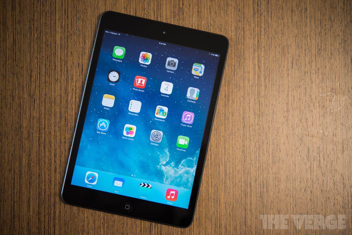 iPad Mini 1st generation (STOCK)