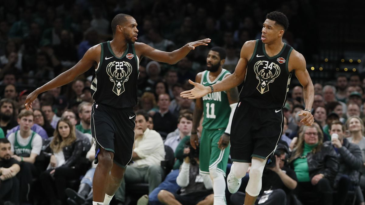 a105018f4a0e Khris Middleton is the perfect Bucks teammate for Giannis ...