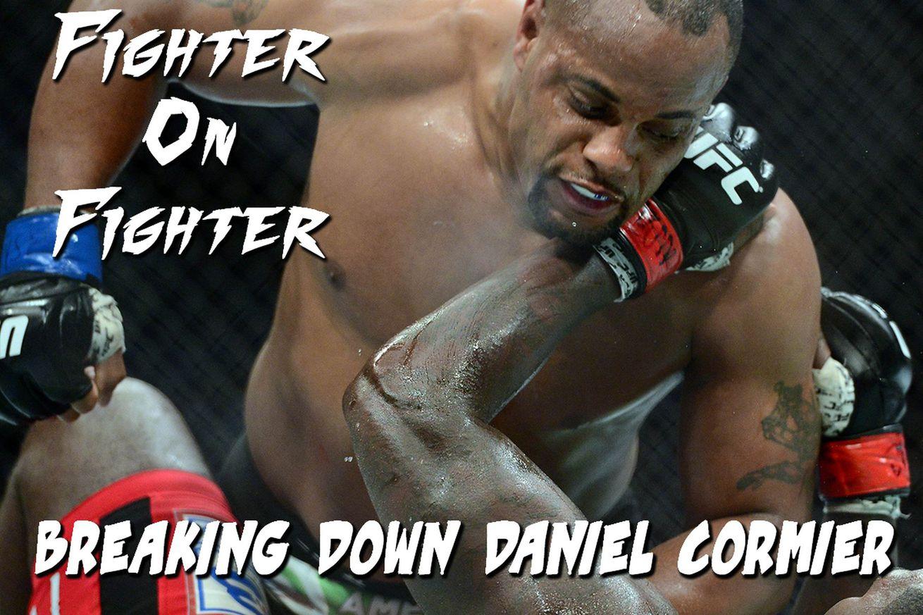 Fighter on Fighter: Breaking down UFC 214's Daniel Cormier