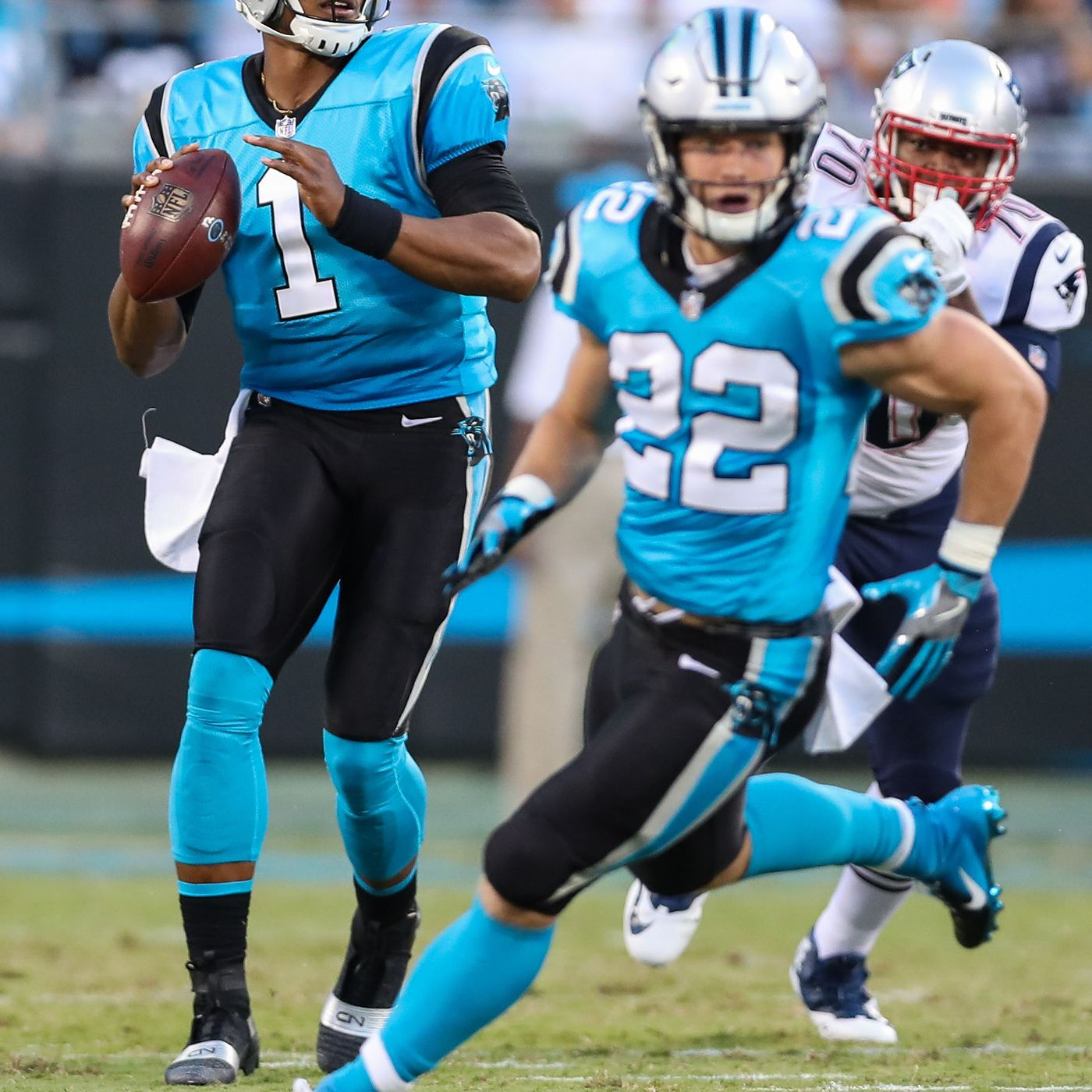 Panthers vs Patriots final score: Panthers defeat Patriots 25 14 in