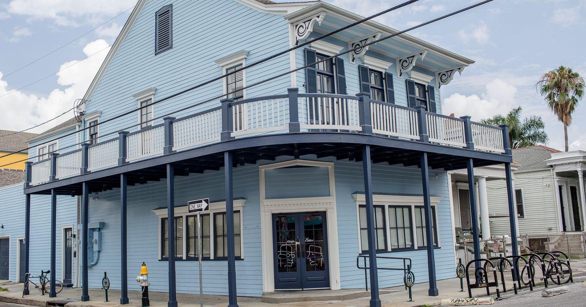 Cafe Henri New Orleans Menu