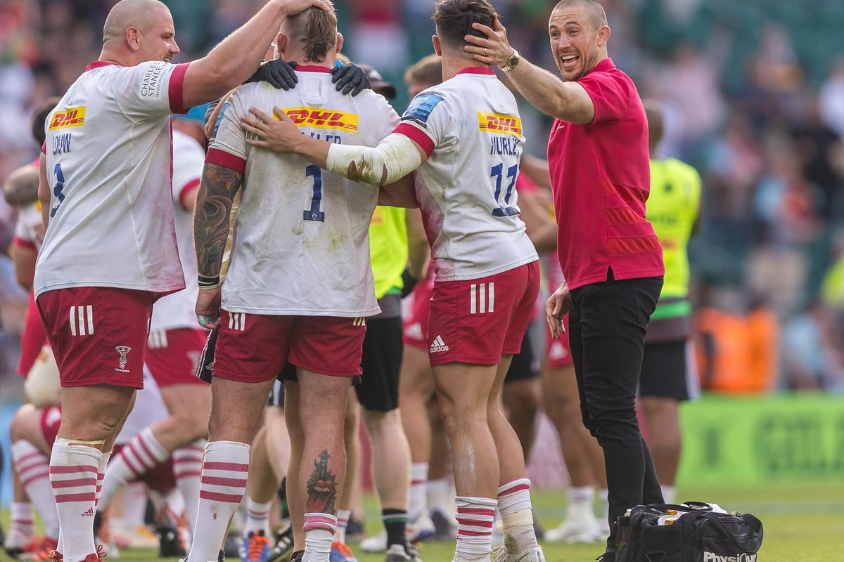 Exeter Chiefs v Harlequins - Gallagher Premiership Rugby Final