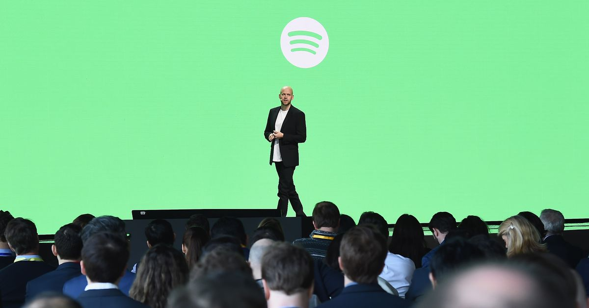 Spotifys direct listing ipo